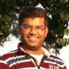 Balasubramanian felhasználói profilja