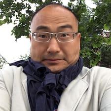 Perfil do usuário de Qin