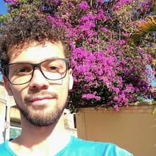 Profil Pengguna Inácio