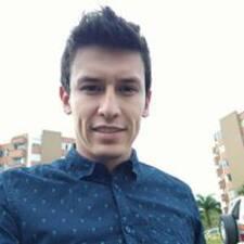 Camilo felhasználói profilja