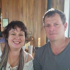 Michelle & Evan felhasználói profilja