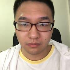 Dong的用戶個人資料