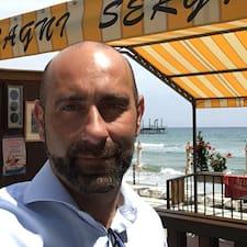 Användarprofil för Stefano Giacomo