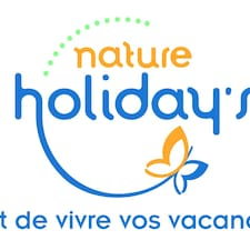 Perfil de usuario de Nature Holiday's