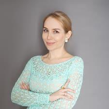Galina Brukerprofil