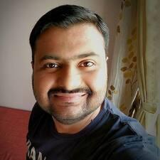 Perfil do usuário de Mehul