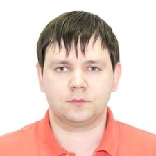 Евгений - Uživatelský profil