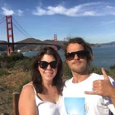 Notandalýsing Angela And Leandro