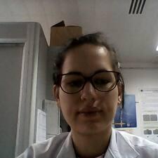 Profil utilisateur de Rocío