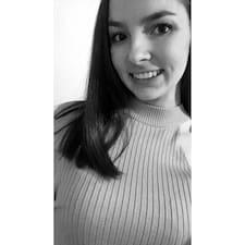 Profil utilisateur de Marie-Eve