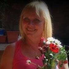 Profil utilisateur de Jaroslava
