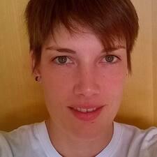 Viola felhasználói profilja