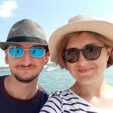 Perfil do utilizador de Marcin&Dominika