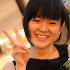 Profil utilisateur de Yuqing