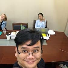 Gebruikersprofiel Tien Dung