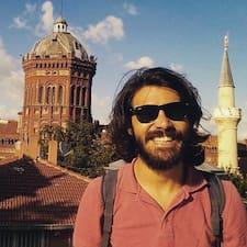 Perfil de usuario de Ahmet