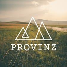 Användarprofil för Moritz