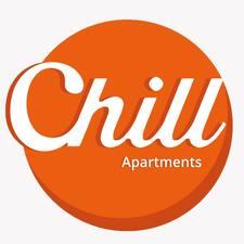 โพรไฟล์ผู้ใช้ Chill Apartments