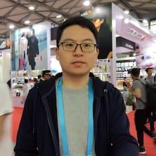 Xuehua的用戶個人資料