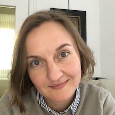 Ganna Brukerprofil