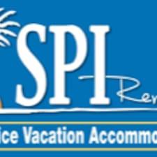 SPI Rentals, LLC es el anfitrión.