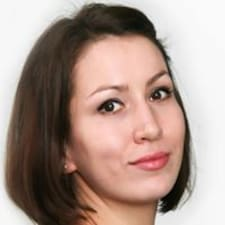 Perfil de usuario de Viktoriya