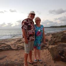 Barbara & John User Profile