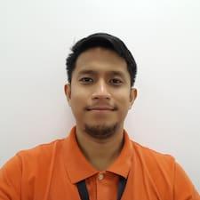 Reggy User Profile