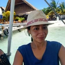 Viviana Inés felhasználói profilja