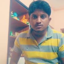 Perfil de usuario de Sarath
