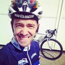 Christophe felhasználói profilja