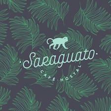 Användarprofil för Saraguato Hostal Cafe