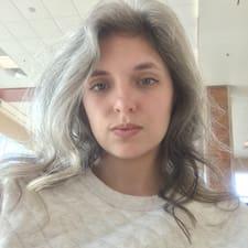 Profil utilisateur de Madaline
