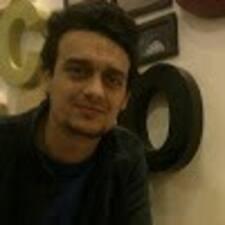 Mohamed Ali felhasználói profilja