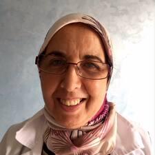 Latifa - Uživatelský profil