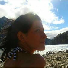 Yanina felhasználói profilja