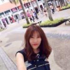 馨 felhasználói profilja