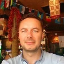 Gebruikersprofiel Jérôme