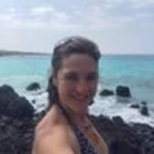 Kathryne felhasználói profilja