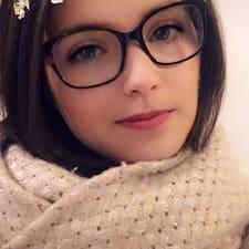 Profil utilisateur de Marilyn
