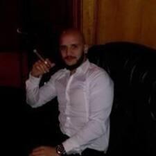Filipe felhasználói profilja