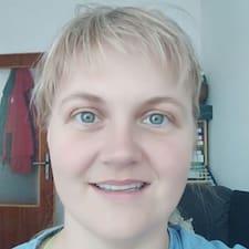 Nutzerprofil von Kristyna