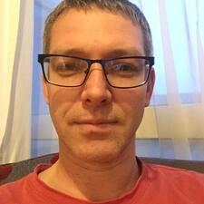 Nutzerprofil von Pieter