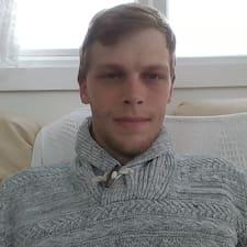 Profil utilisateur de Alex Uglvig Vahlun
