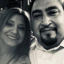 Profilo utente di Rebecca & Jose P