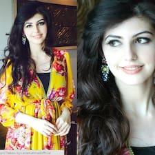 Profilo utente di Sayema Parveen