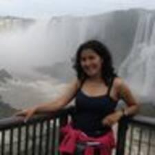 Mónica felhasználói profilja