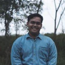 Profil utilisateur de Saiful