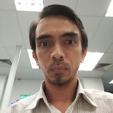 Izuddin User Profile
