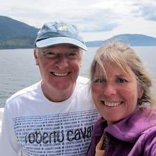 Nutzerprofil von Jane & Robert